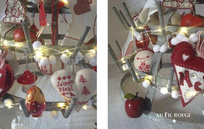 Arbre de Noël détail 3