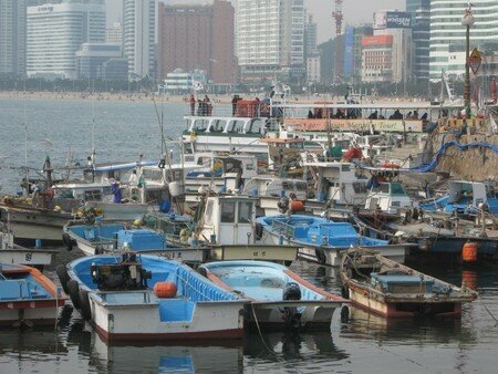 Busan_small_fishing_dock