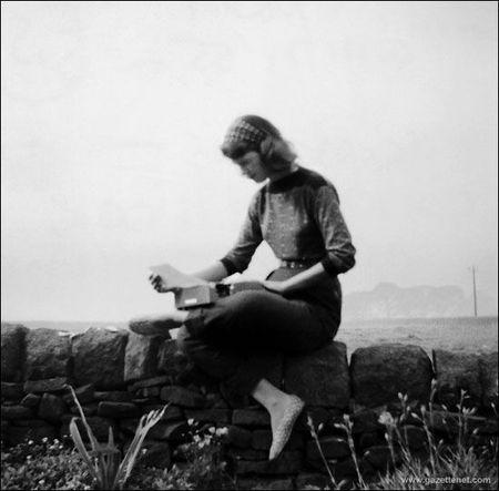 Sylvia-plathwriting