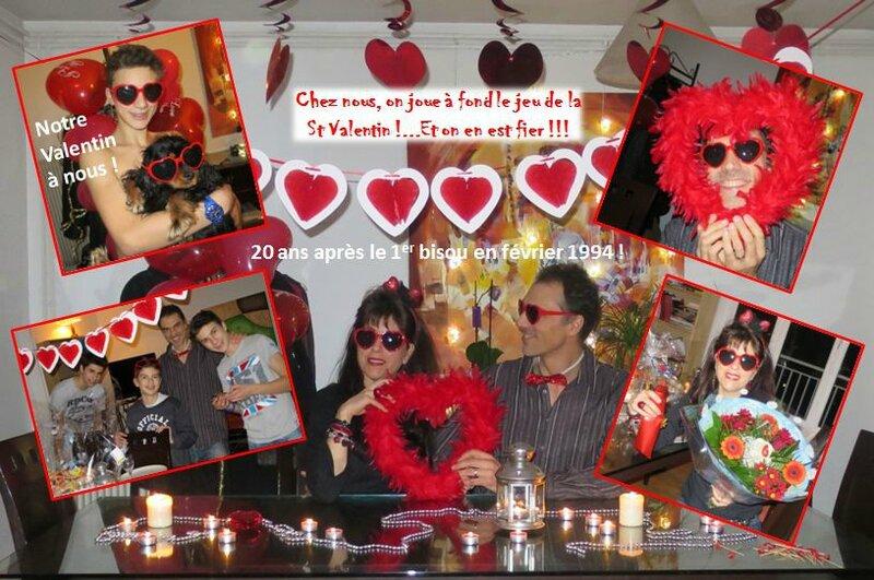 st valentin decoration déco kitch insolite délire humour coeur amour