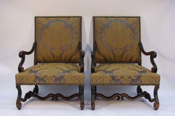 chaise louis xiv trouvez le meilleur prix sur voir avant d 39 acheter. Black Bedroom Furniture Sets. Home Design Ideas