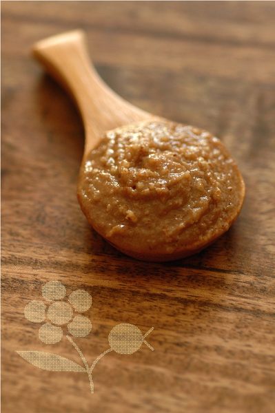 Pâte à tartiner aux farines de souchet & de millet brun_2