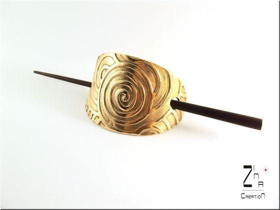 Barrette-tourbillon