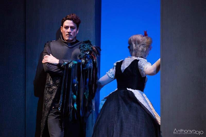 Opéra Le chateau de barbe bleu-17