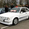 Ford escort RS turbo (Rencard de Haguenau) 01