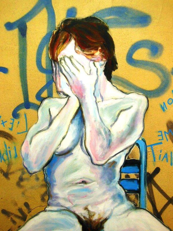 Le nu et l'art de la rue en 2015