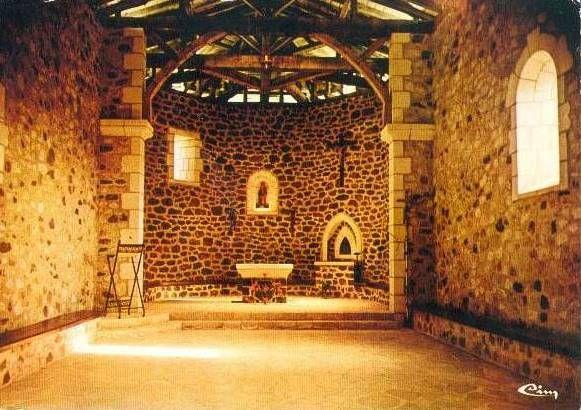 Maylis, la vielle Chapelle
