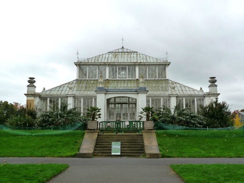 Temperate House à Kew