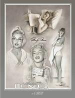 art-by_Gennadiy_Koufay-wb-Marilyn_No_2_by_G