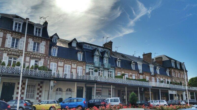 Normandie - honfleur - vacances - 1