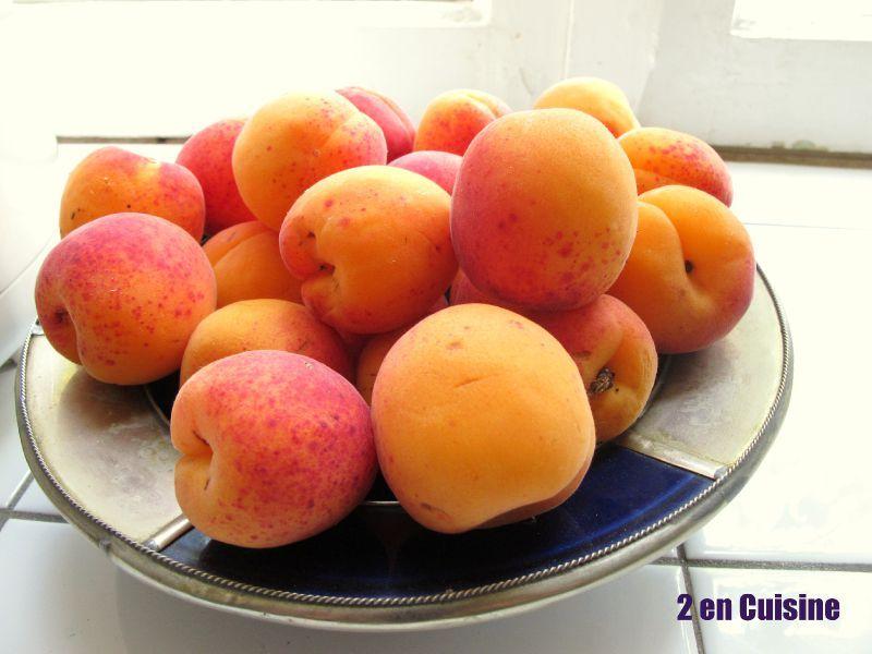 Verrines Perles du Japon Coco et coulis d'abricot (sans sucre)1