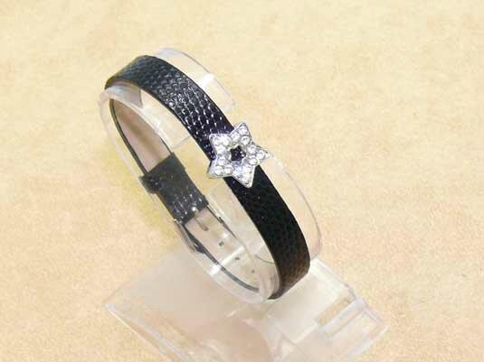 bracelet avec strass etoile