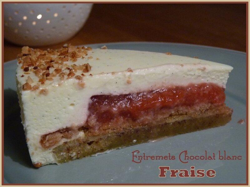 entremets chocolat blanc fraise1