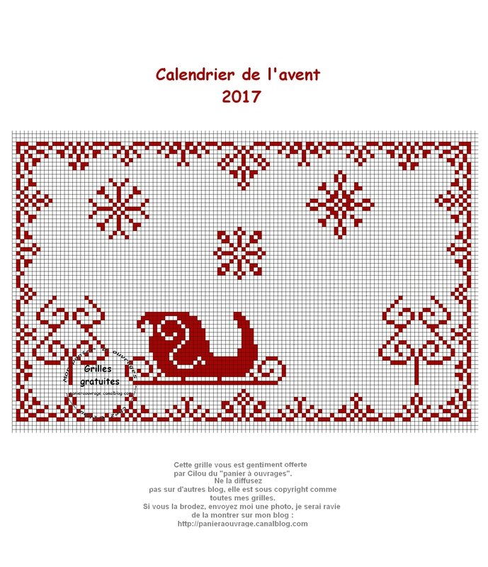 calendrier avent 2017 19