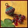 beaded bead