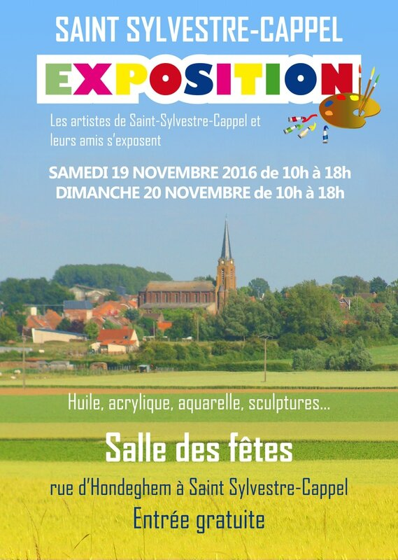AFFICHE EXPO2016