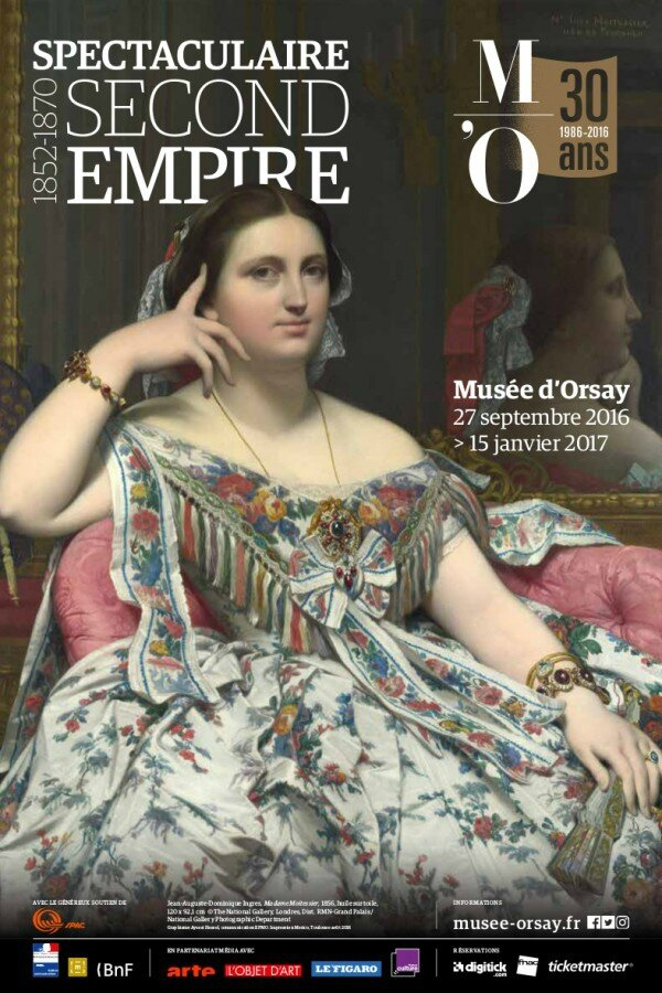"""Spectaculaire Second Empire 1852 – 1870"" au musée d'Orsay"