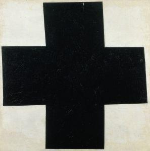 Malevitch Croix noire