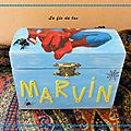 Coffret Marvin 1