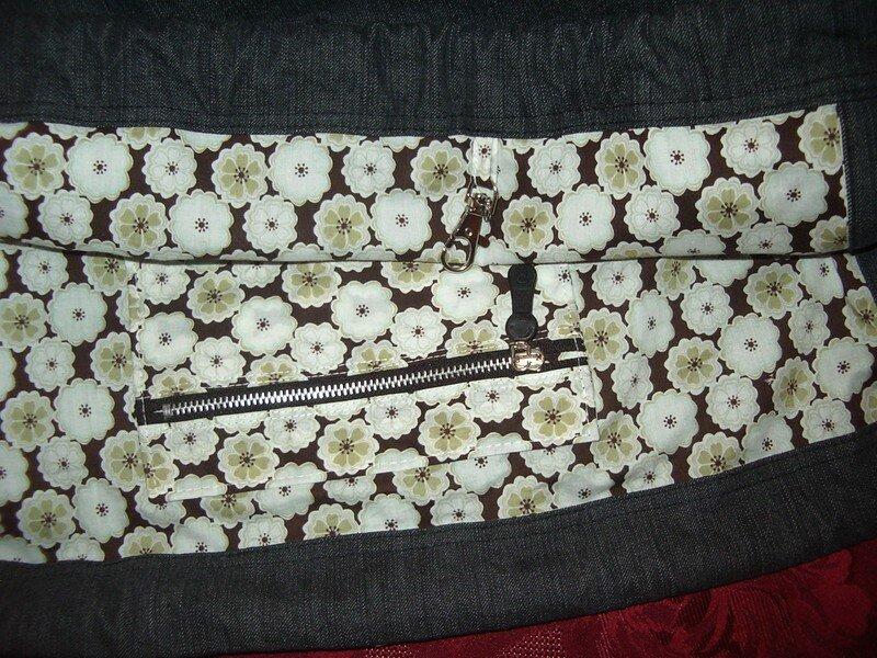 Détail sac