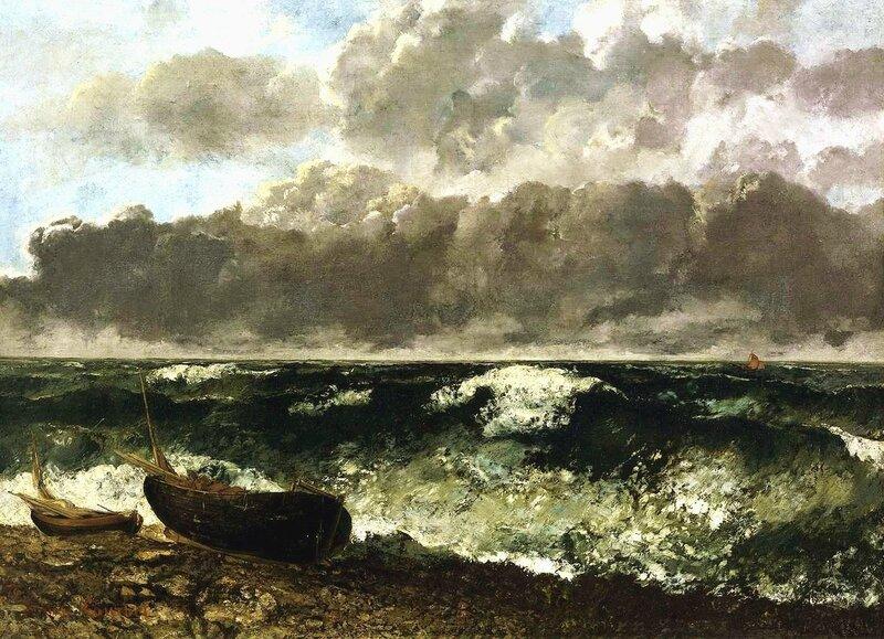 La vague G Courbet_001f
