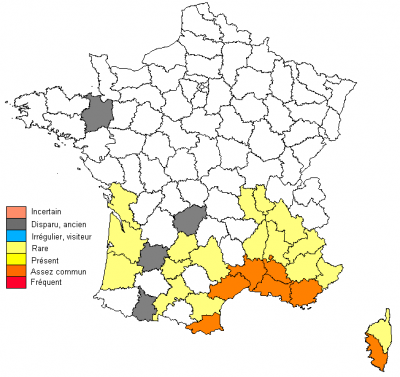 Carte_r_parttion_Empusa_Pennata_France