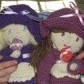 cupcake coton fifty tablier laine Idéal 6
