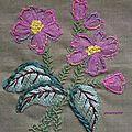 herbier fleur d'avril