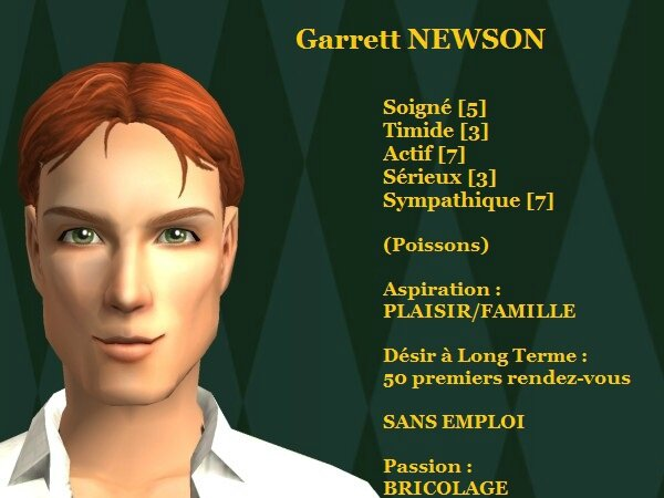 Garrett NEWSON