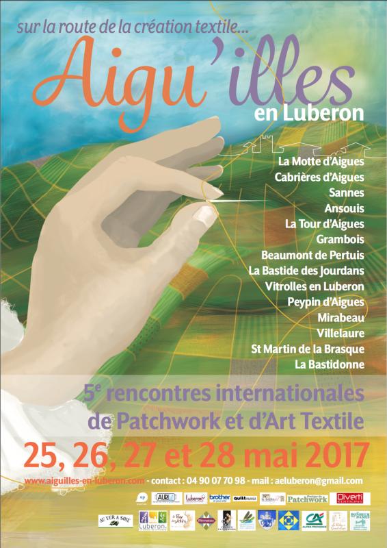 AIGU'ILLES EN LUBERON du 25/05 au 28/05/2017