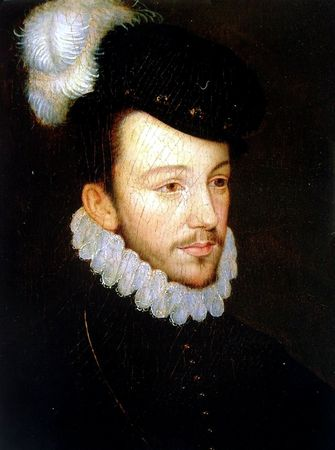 Henri d'Anjou, musée Condé