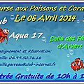 Bourse aqua 17
