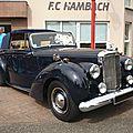 ALVIS TA21 Drophead coupé 1952 Hambach (1)