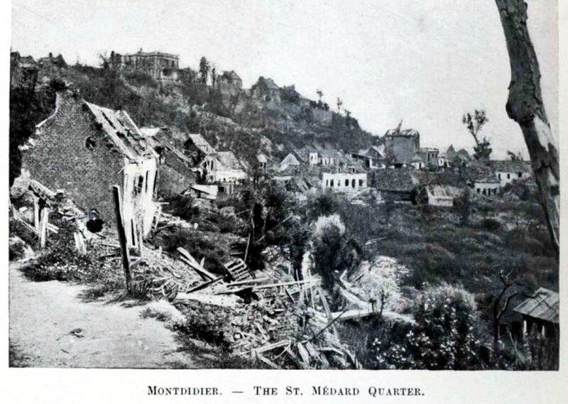 Montdidier St Médard