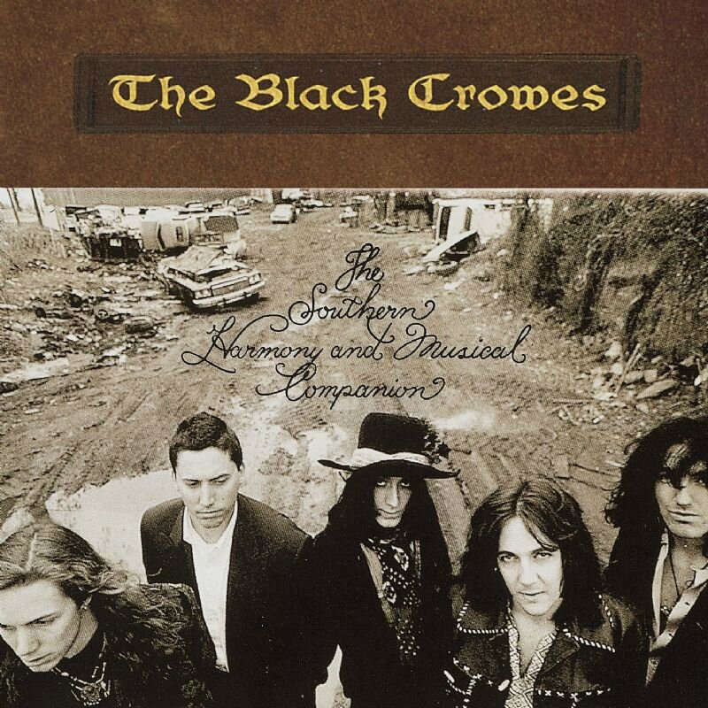 BLACK CROWES The-southern-harmony-and-musical-companion