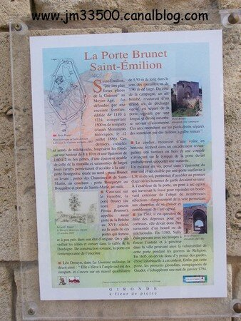 PlaQue InFo PoRTe BruNeT