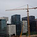 Nouveaux quartiers d'Oslo