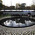 Tsiganes : le mémorial de berlin