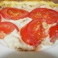 Tarte thon/tomates