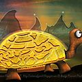 Tortue d'or ©