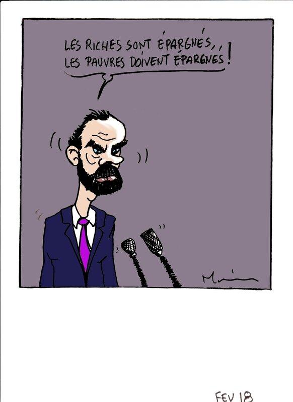 Politique sociale de Macron 001
