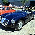 Mg type A twin-cam (RegioMotoClassica 2011) 01