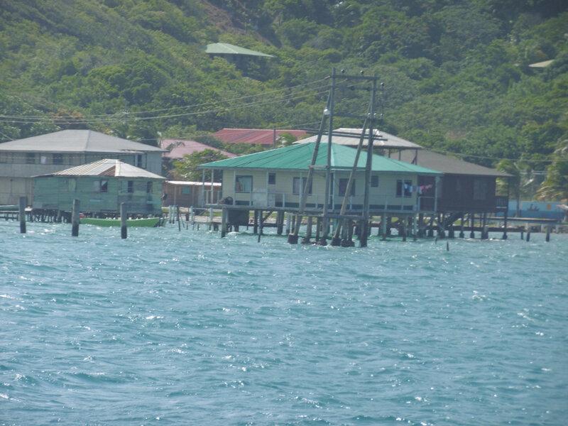 HONDURAS - Ile Guanaja (27)