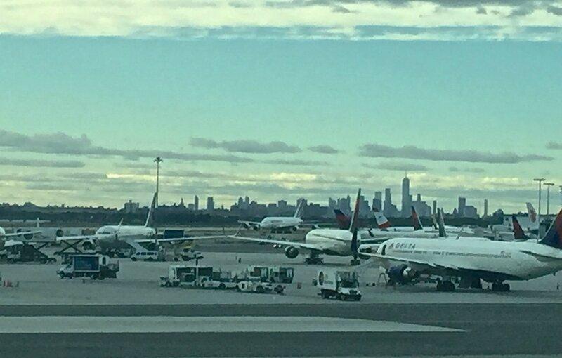 Manhattan depuis JFK