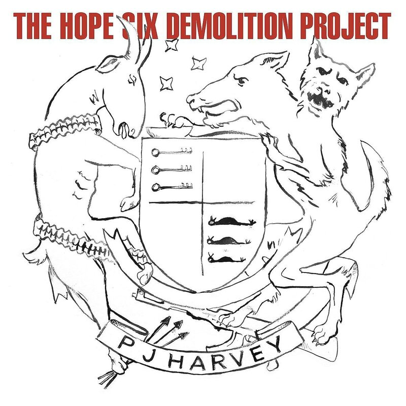 PJ Harvey - The hope six demolition project