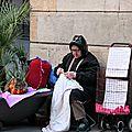 Barcelone - El Born, tricoteuse, chat_6057
