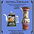Expo de st.georges de didonne et porcelainades
