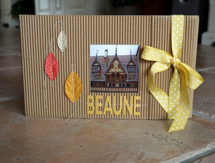 mini album BEAUNE