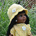 Nora robe jaune 2