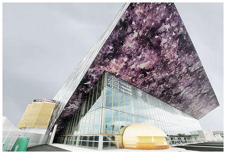 Salle Arena Montpellier 10